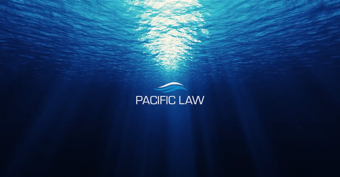 Welcome to Pacific Law